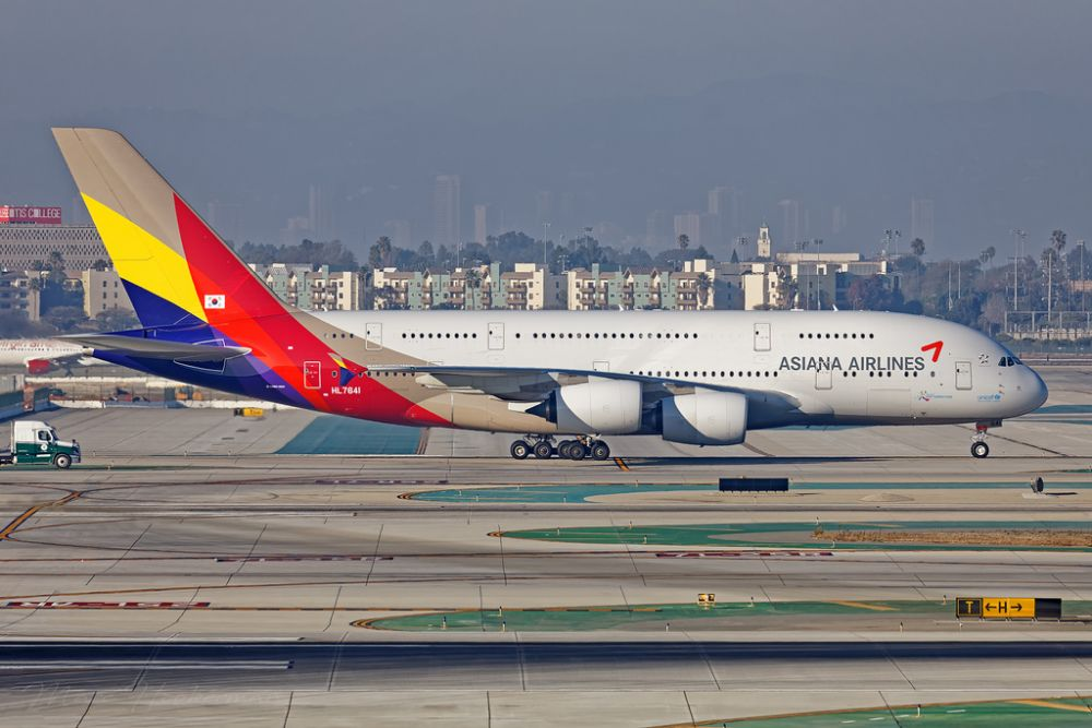 Asiana Airlines (AAR)