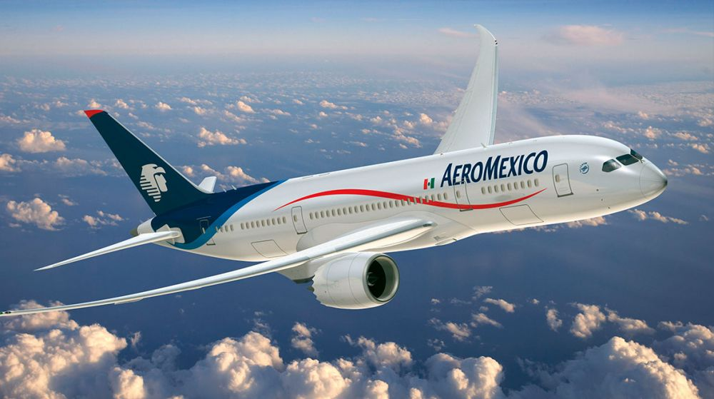 Aeromexico Airline Review Travel And Aircraft Fleet