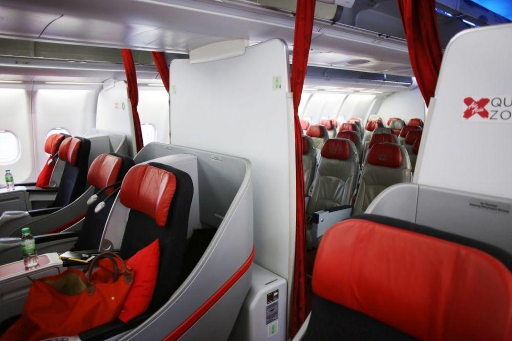 AirAsia travel classes