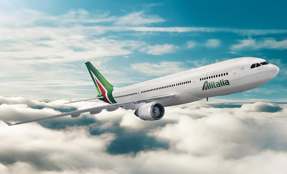 Alitalia airline