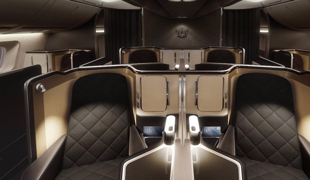 British Airways travel classes