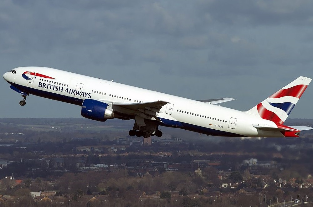 British Airways company