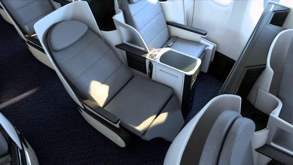 Air China travel classes