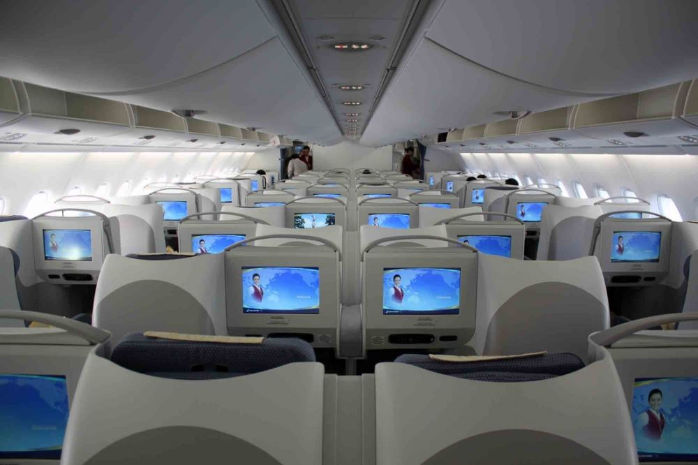 China Southern Airlines travel classes