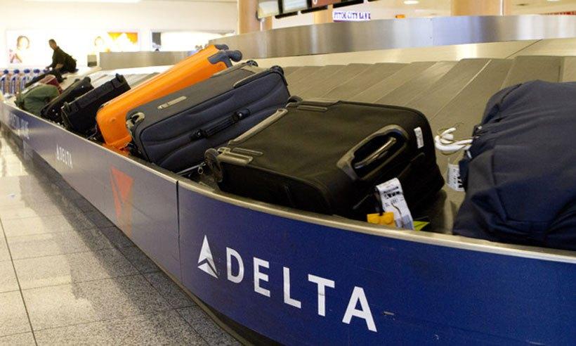 Delta Air Lines baggage