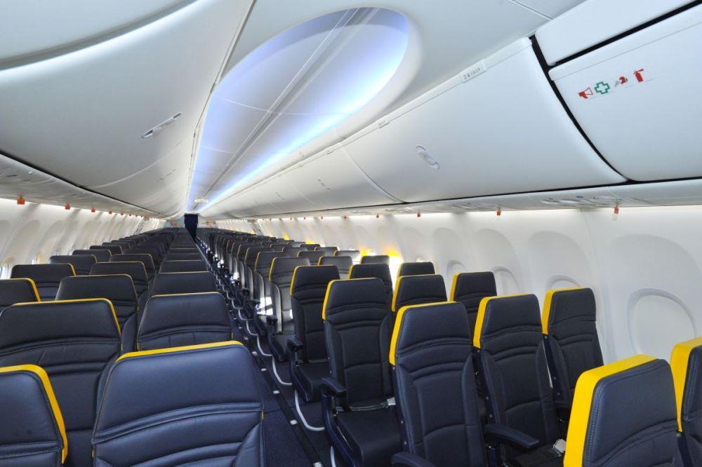 Ryanair travel classes