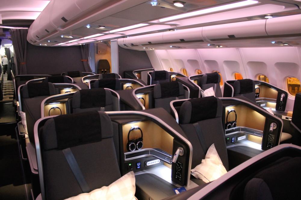 SAS travel classes