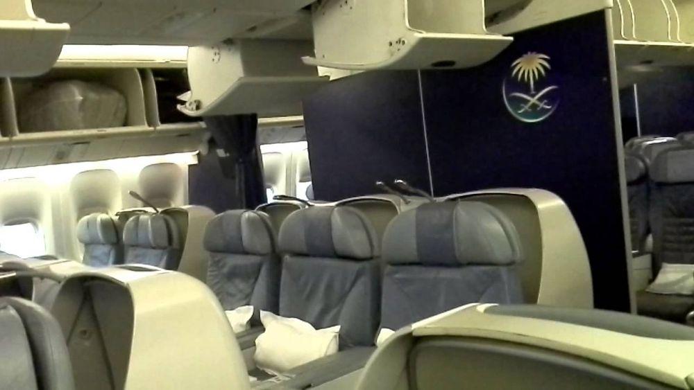 Saudia travel classes