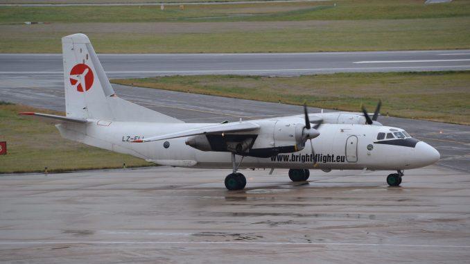 GomAir Cargo Plane Crash Near Kinshasa