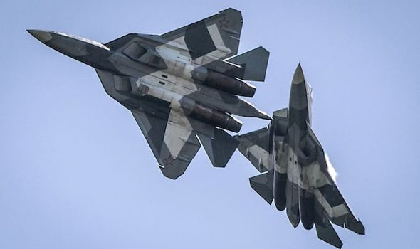 Two Russian Su-34 Fighter Jets Collide Over Sea of Japan