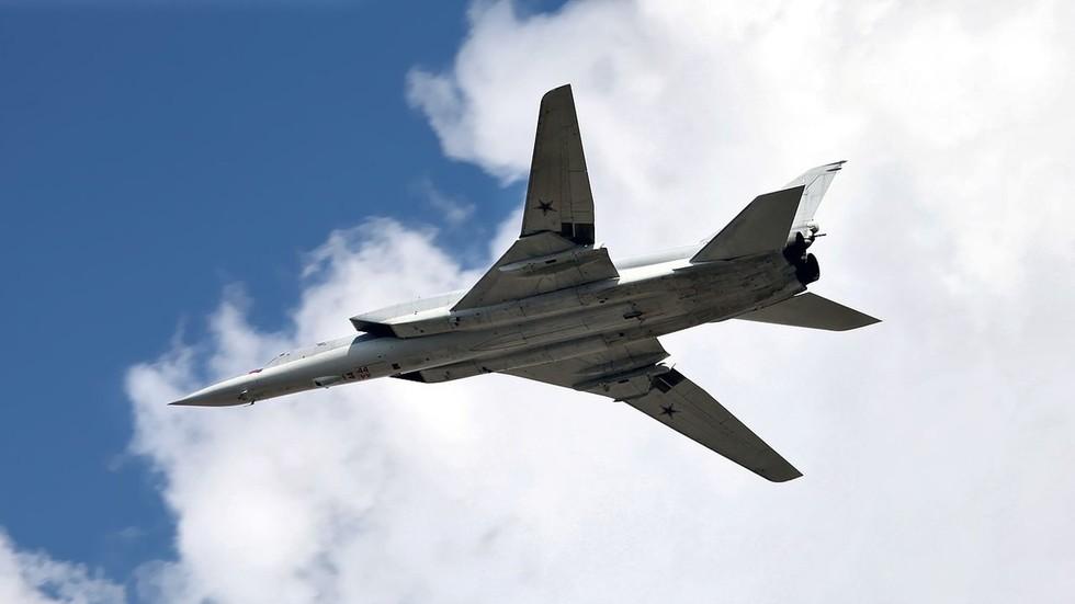 Tu-22M3 Supersonic Strategic Bomber Crashes in Russia
