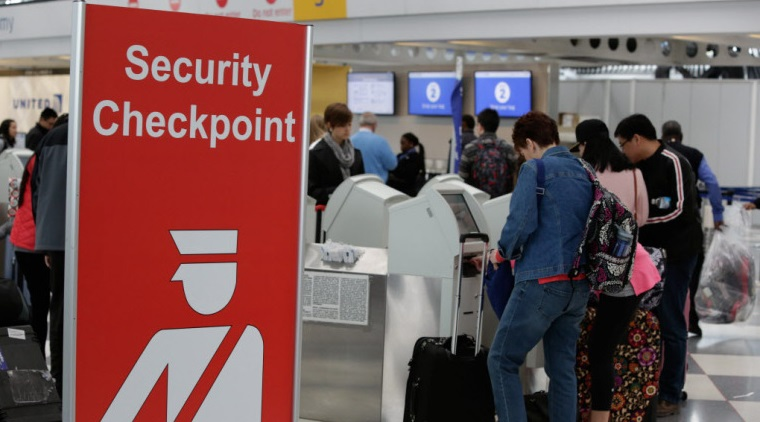 U.S. Airport security measures
