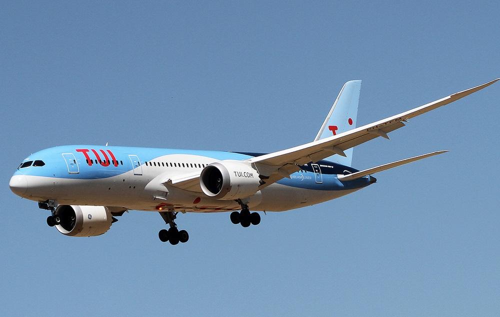 TUI Boeing