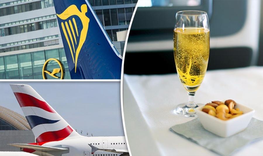 Ryanair Food and Drinks