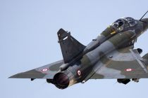 French Mirage 2000D Disappears from Radar Near Swiss Border