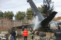15 Crew Dead After Military Cargo Plane Crashes Near Tehran