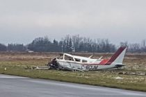 Husband and Wife Dead After Plane Crash at Brantford Airport